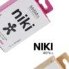 Mr&Mrs Fragrance Refill Profumatore per auto NIKI