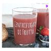 Set 6 bicchieri decoro Centrifugato di frutta